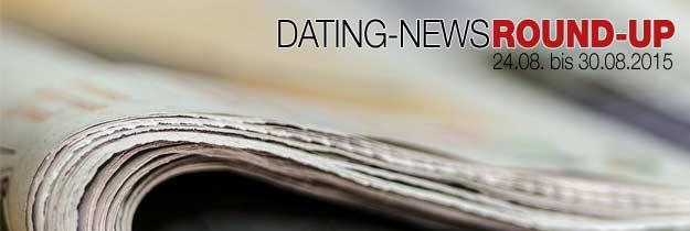 Die Online-Dating News der Kalenderwoche 35 / 2015