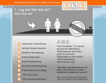 zur Reich-sucht-Reich.net - Startseite