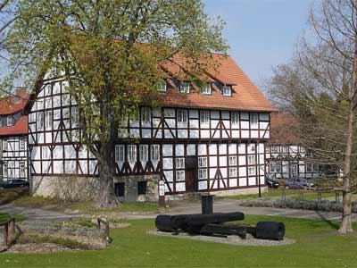 Das Kniestedter Gutshaus in Salzgitter-Bad