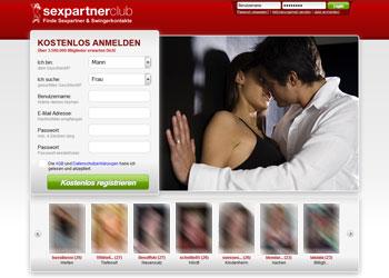 Sexpartnerclub - Startseite