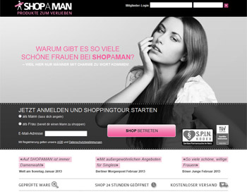 Shopaman Test