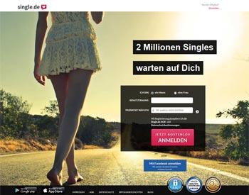 Single.de - Startseite