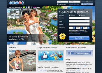 Smeet.com - Startseite