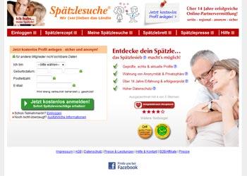 Regionale Singlebörse - hier geht es zu Spätzlesuche.de