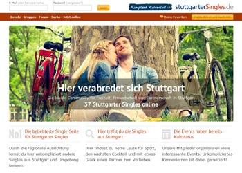Regionale Singlebörse - hier geht es zu stuttgarterSingles.de