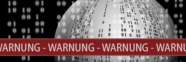 kostenlose-singleboersen.com warnt vor Viren, Betrug und Scam