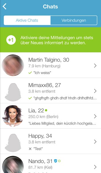 Kostenfreie single app