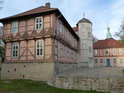 Schloss Fallersleben in Wolfsburg