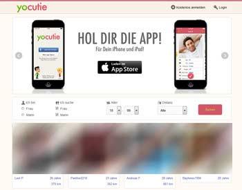 zur YoCutie.com - Startseite
