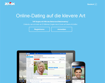 zur Zoosk.com - Startseite